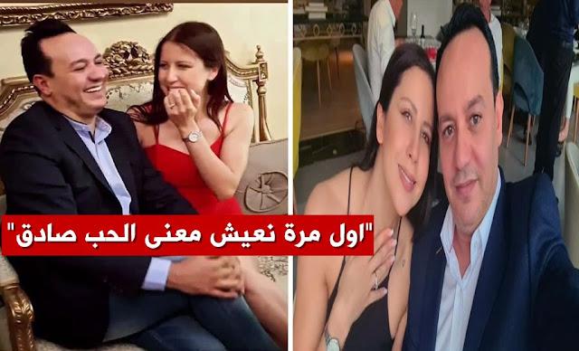 علاء الشابي ريهام بن عليّة  alaa chebbi et rihem ben alaya
