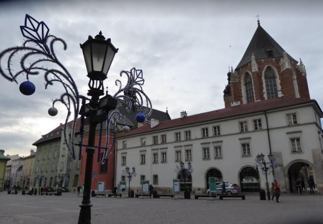 Mały Rynek a Cracovia