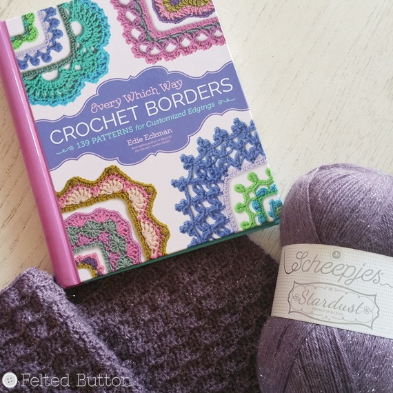 Every Which Way Crochet Borders Book Review by Felted Button