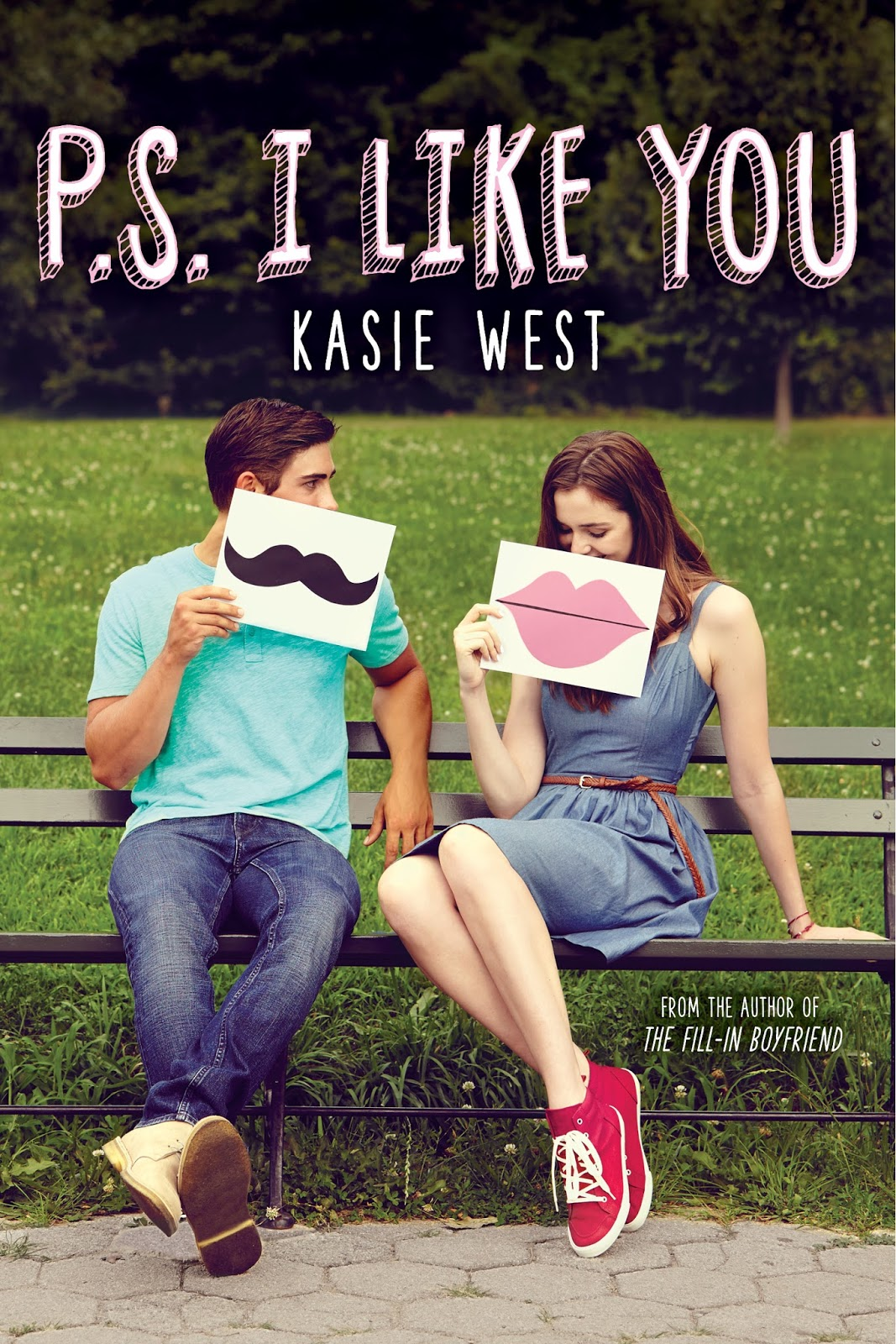 Image result for ps i like you by kasie west