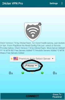 MTN free data on 24clan