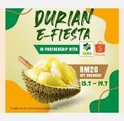 Durian E-Fiesta