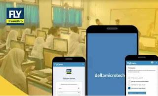Aplikasi ujian berbasis android