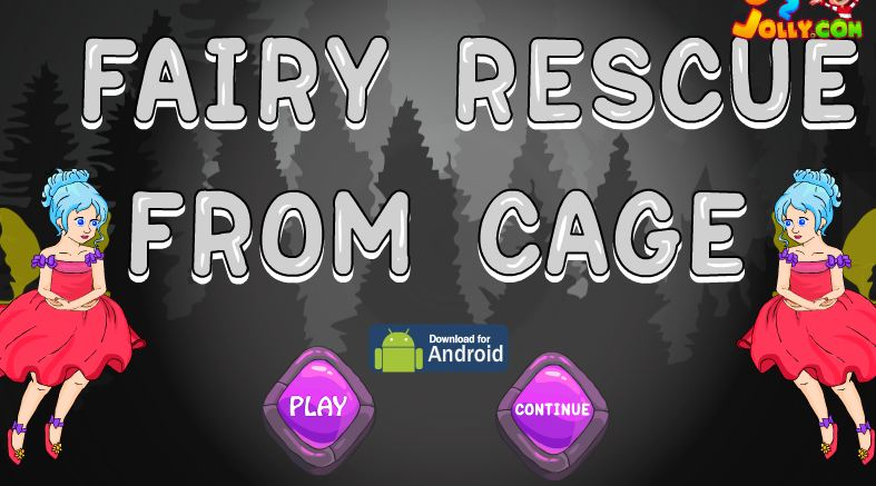 Fairy Rescue From Cage