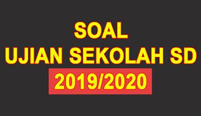 contoh soal usbn bahasa indonesia kelas 6 sd