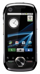 Motorola i1 Android rugged phone for Telus features PTT