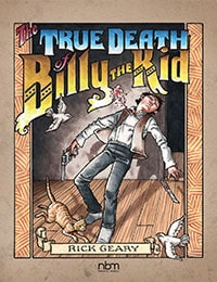 Read The True Death of Billy the Kid comic online