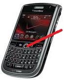 Cara Merawat Trackball BlackBerry Agar Tidak Ngadat