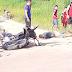 Vídeo: Mais um acidente grave deixa motoqueiro com fratura exposta em Sena Madureira