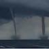 Hurricane Irma brings double Tornado in Florida - Photos,Video