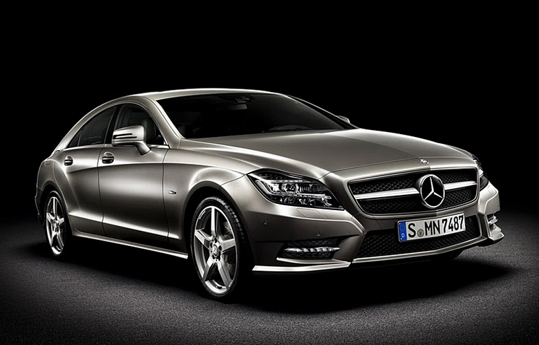 Mercedes-Benz CLS 2012 Price
