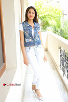 Telugu Actress Lavanya Tripathi Latest Pos in Denim Jeans and Jacket  0074.JPG