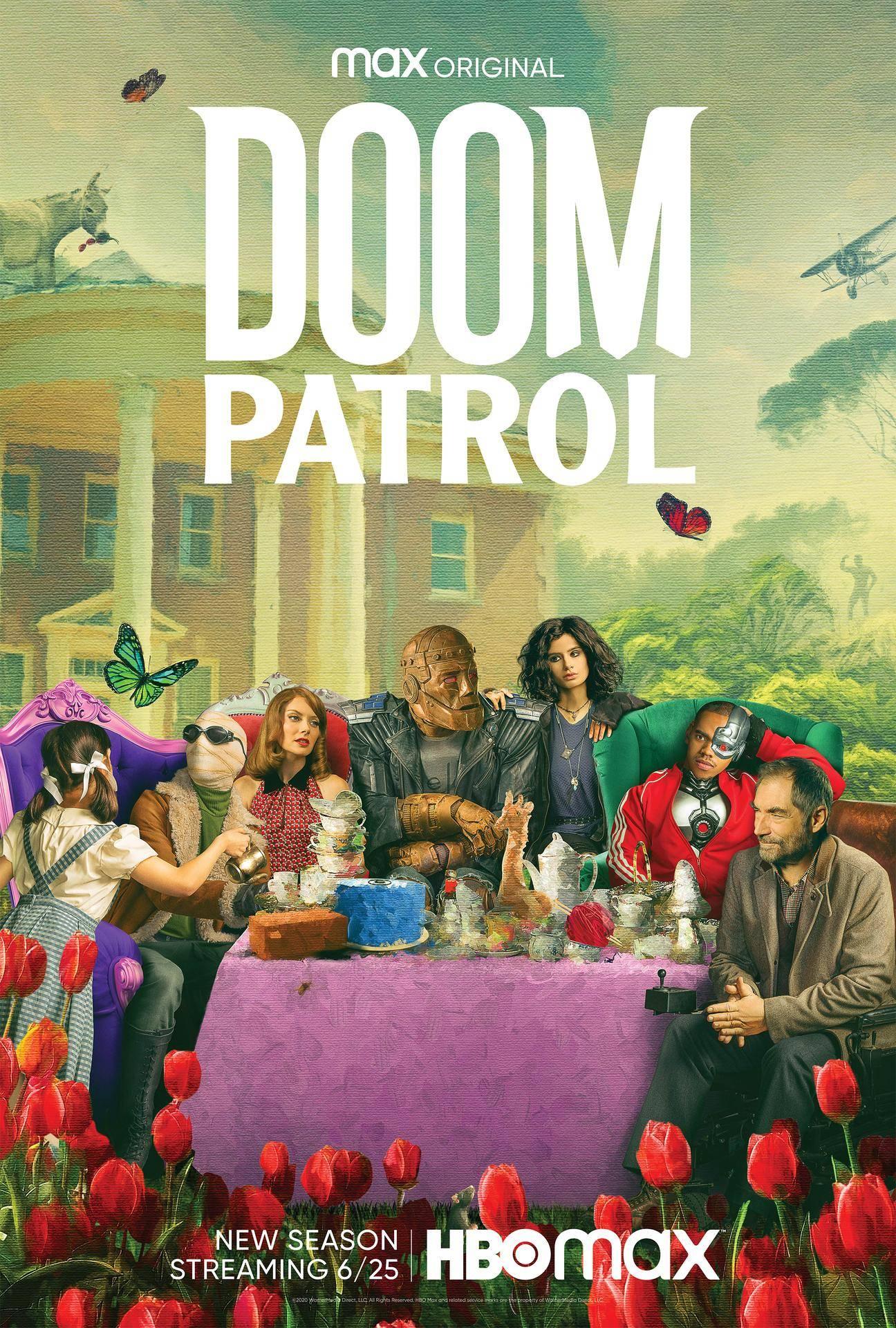 Doom Patrol – Temporada 2