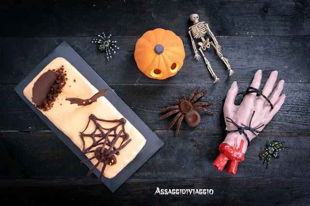 Torta sorpresa per Halloween