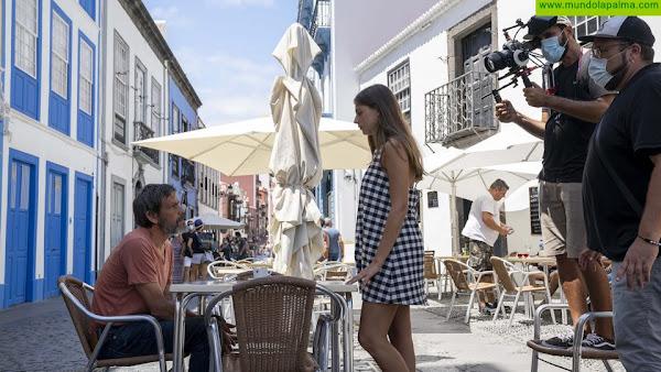 Abierta la inscripción de La Palma Rueda, el concurso de rodajes del Festivalito