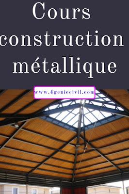 Cours en construction métallique - pdf