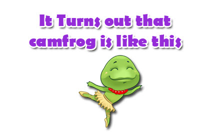 It Turns Out That Camfrog Is Like This