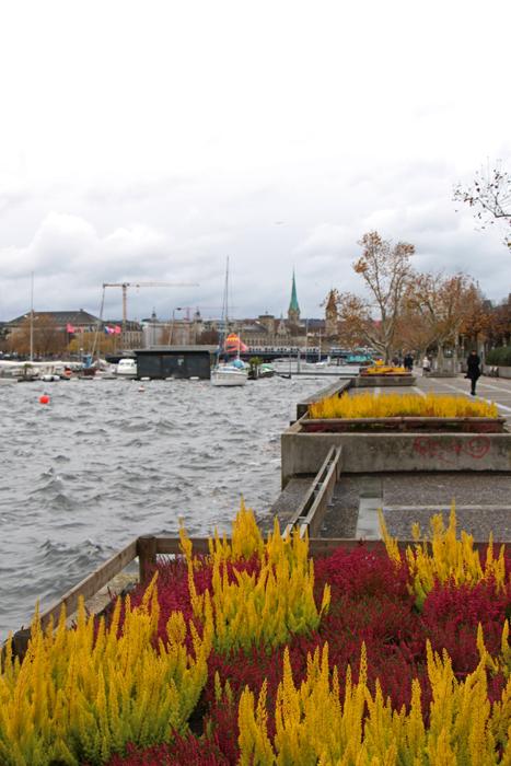 Uferpromenade Zürichsee