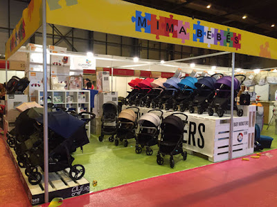 stand Baby Monsters Madrid