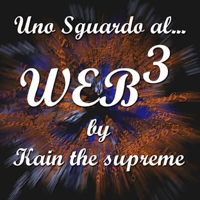 Uno sguardo al #web N° 3