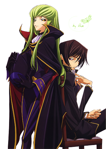 ANIME | FAMILY RENDERS: RENDER-CODE GEASS