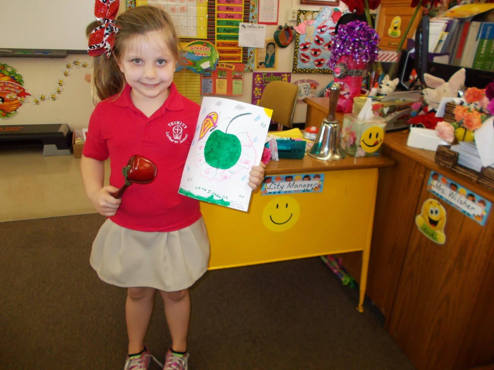 Mlfh Blog Apple Olympics And Artist In Residence Program Features German Artist In First Grade