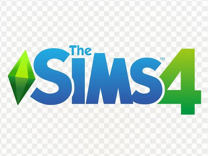 The Sim 4 PNG Logo Transparent - No Background