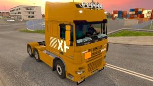 DAF XF 95 Euro 3 truck