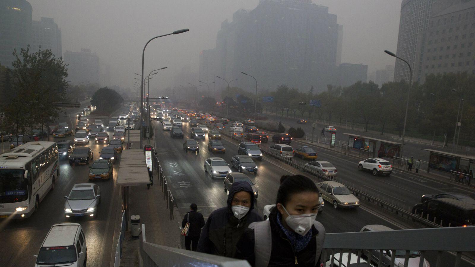 waspada dampak polusi udara bagi kulit