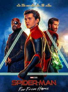 Sinopsis pemain genre Film Spider-Man: Far from Home (2019)
