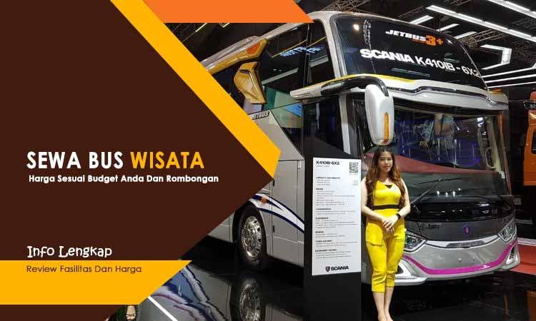 Harga Sewa Bus Pariwisata Terbaik di Bandung