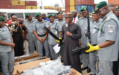Customs Generate Highest Monthly Revenue Of Over N100B