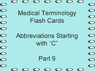 a78e944bc38 Free Medical Terminology Flash Cards
