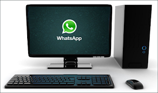Cara Instal whats app versi desktop di windows7