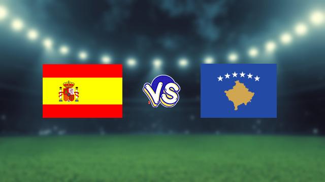 مشاهدة مباراة اسبانيا ضد كوسوفو 08-09-2021 بث مباشر في التصفيات الاوروبيه المؤهله لكاس العالم