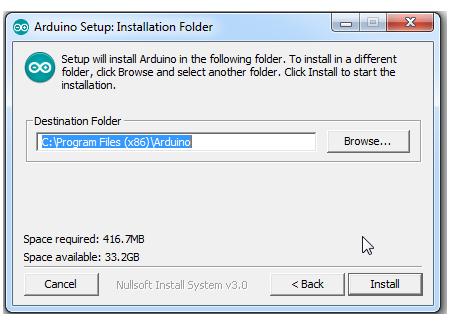 Fungsi Arduino IDE