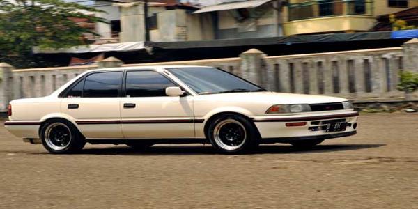 Toyota Corona Twin Cam 1991
