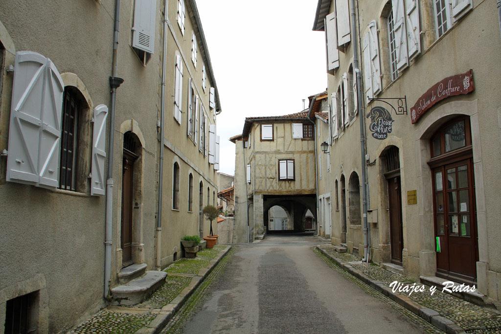Casas de Saint Lizier