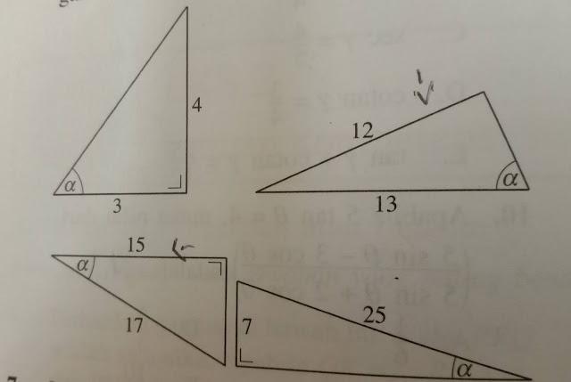 Perbandingan trigonometeri