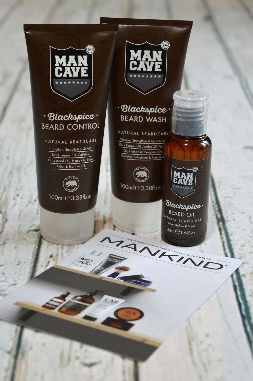 Man Cave Beard Oil : Off archives that dapper chap