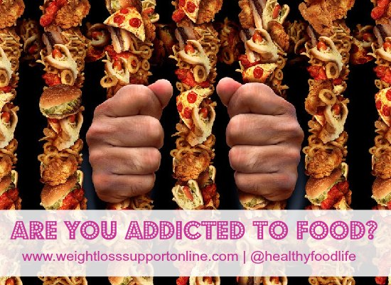 Is your food addiction affecting your weight loss results? Skinny Fiber and Skinny Body Max can help with appetite control, but food addiction also requires change on your part!