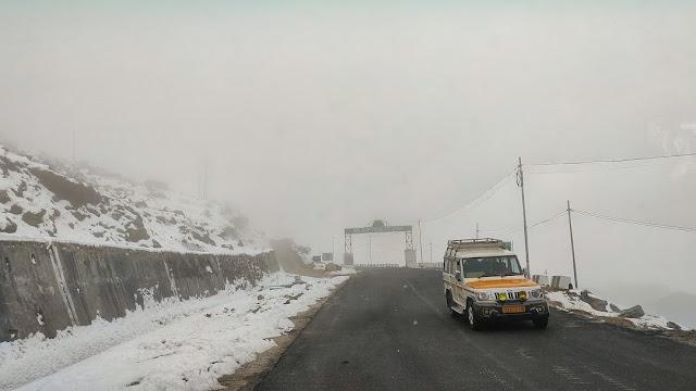 नाथु-ला दर्रा, Nathu-La Pass