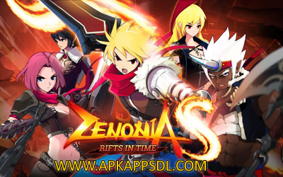 Download ZENONIA S Rifts In Time 3.0.1 Apk + Mod Full Version 2017