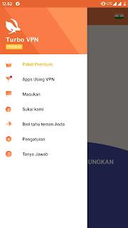 Turbo Vpn Premium Apk mod terbaru
