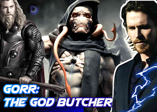 Who is Gorr The God Butcher? Gorr Comic Origin and Powers