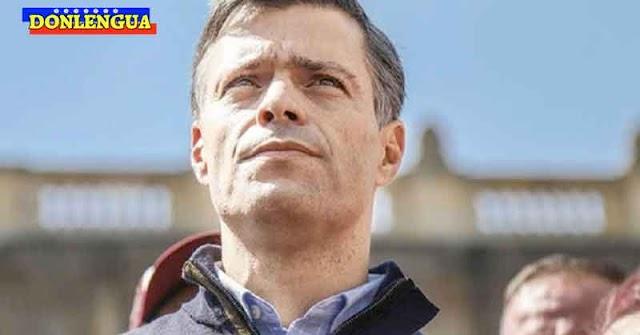 Leopoldo López dice que si se elimina a Guaidó, Maduro obtendría el Oro de Inglaterra