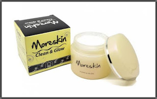 Manfaat Krim MORESKIN Clean and Glow Nasa