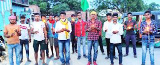 कैंडिल मार्च निकालकर शहीद जिलाजीत को दी श्रद्धांजलि | #NayaSaveraNetwork
