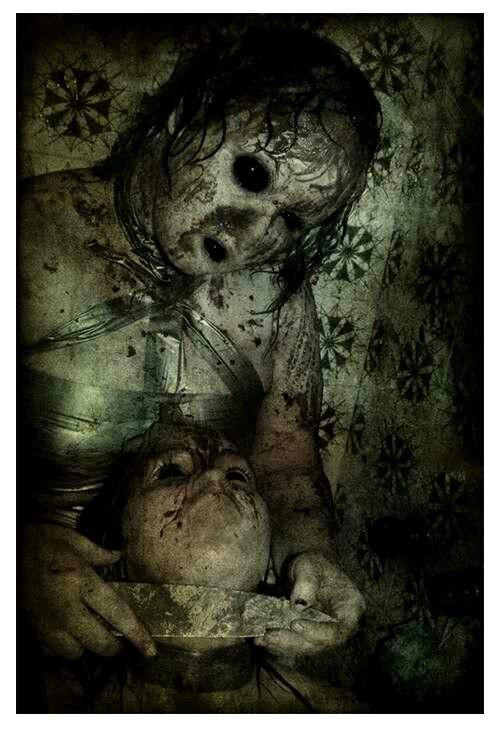 Deep Web, horror, killer