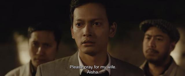 scene di dalam filem Ayat-Ayat Cinta 2, watak Fahri, watak Hulusi, watak Misbah